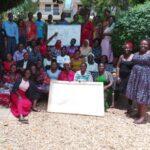 Group photo of Uganda national page